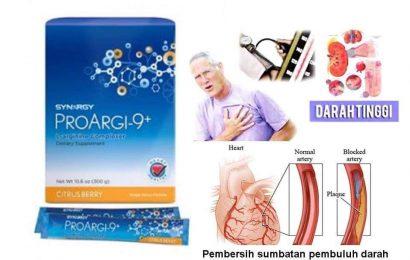 ProArgi-9 Plus untuk Kesehatan Jantung kita