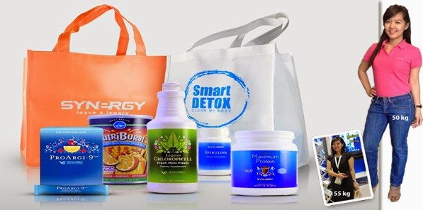 Jual Smart Detox Plus Synergy di Samosir Hubungi 085782537035