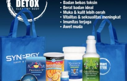Agen Smart Detox Plus Synergy di Sumbawa Hubungi 085782537035