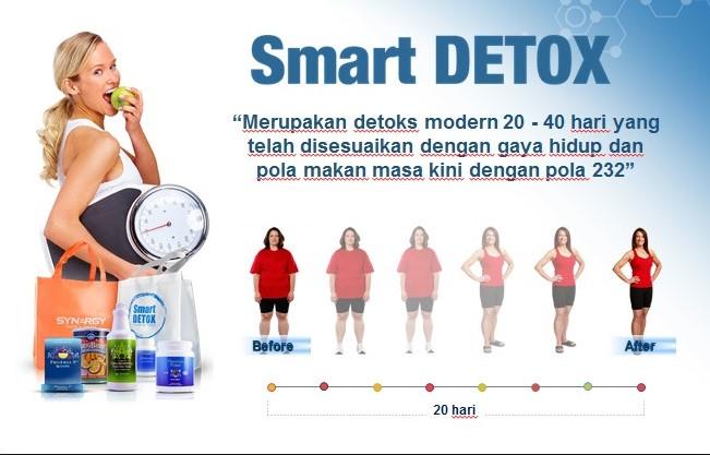 Agen Smart Detox Plus Synergy di Parigi Moutong Hubungi 085782537035