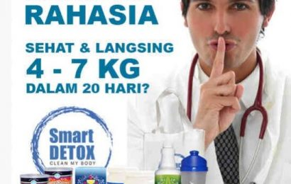 Agen Smart Detox Plus Synergy di Klungkung Hubungi 085782537035