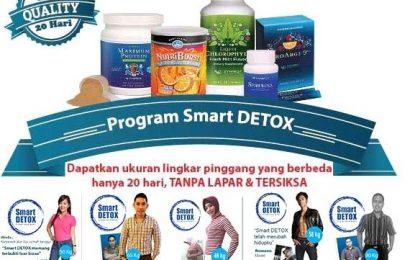 Agen Smart Detox Plus Synergy di Way Kanan Hubungi 085782537035