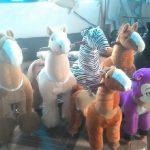 Jual Odong-odong kuda gowes di Purwokerto hubungi 085763382934