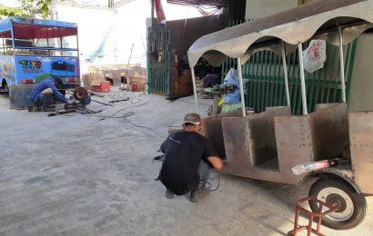 Jasa pembuatan dan servise odong odong di bekasi 085763382934