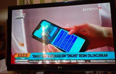 Aplikasi sim online resmi di luncurkan
