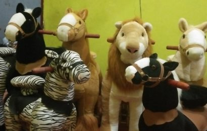 Distributor Odong-odong kuda gowes di Magelang hubungi 085763382934